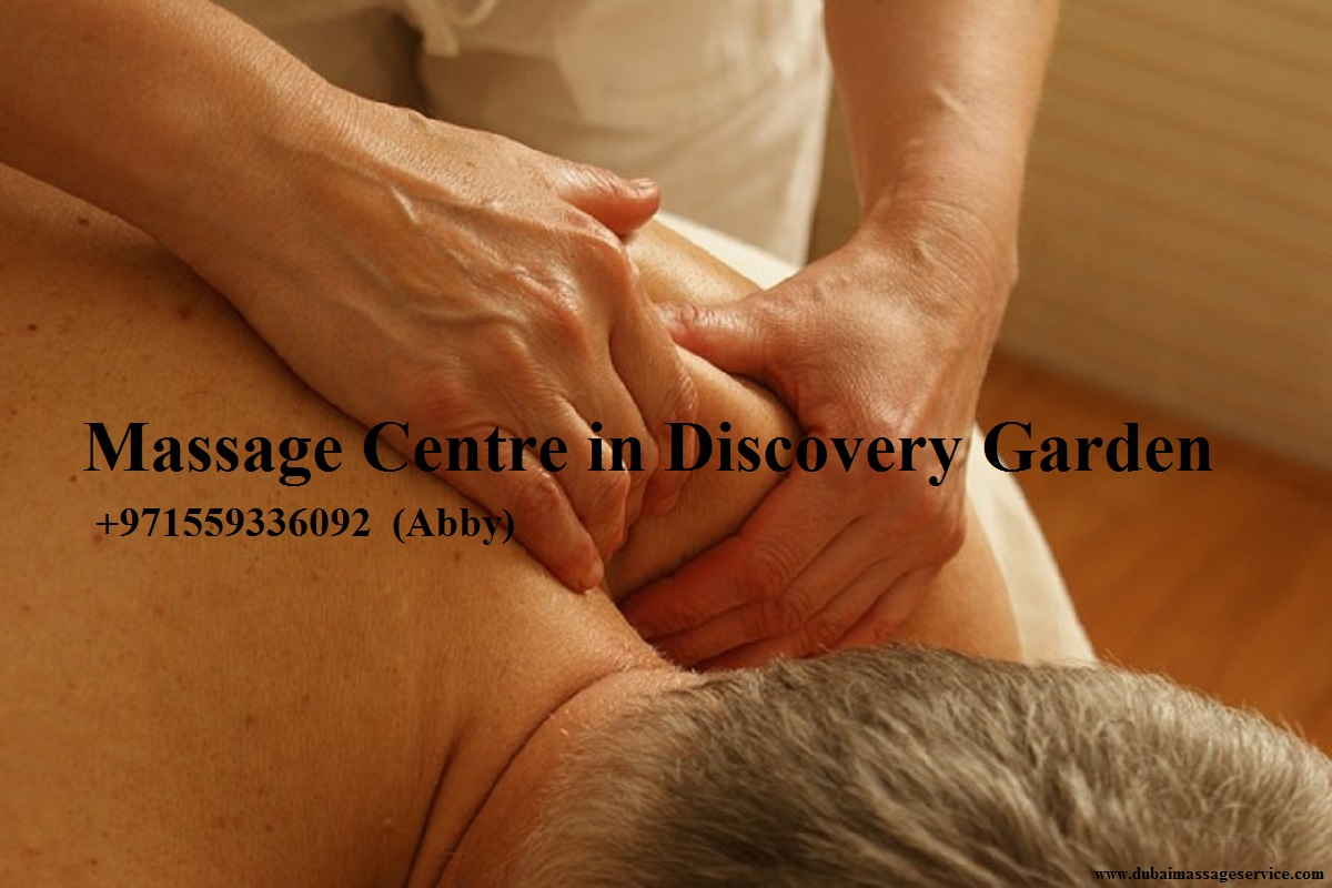massage centre in Discovery Garden